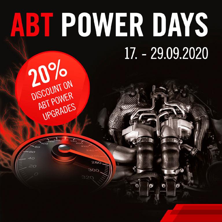ABT Power Days septiembre 2020
